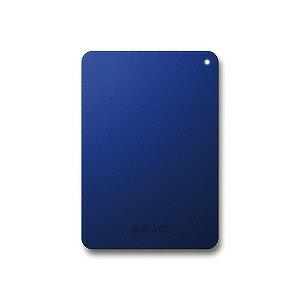 バッファロー ポータブルHDD 1TB[USB3.1/3.0/2.0・Win/Mac]テレビ対応 HDPNF10U3-BLE (ブルー)(送料無料)