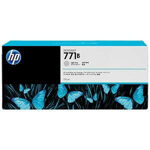 HP 「純正」HP 771B インクカートリッジ (ライトグレー)  B6Y06A(送料無料)