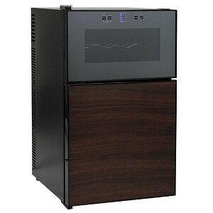 ワインセラー機能付1ドア冷蔵庫 (冷蔵庫48L・ワインセラー21L) BKSISH69(標準設置無料)