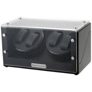 その他メーカー 4本巻き自動巻き上げ機  GC03-D102BB (ブラック)(送料無料)