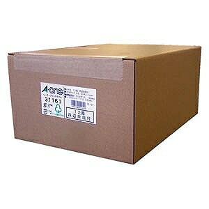 エーワン ラベルシール(レーザープリンタ)四辺余白付 (A4・12面・1000シート) 31161(送料無料)