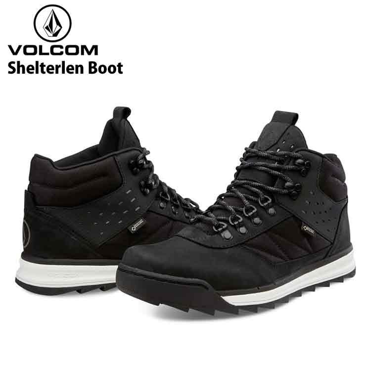 VOLCOM ボルコム メンズ ブーツ Shelterlen Boot BKD