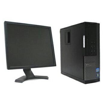 中古パソコン DELL Optiplex 790SF Windows XP Pro Core i5 3.1GHz 2GB 250GB DVD-ROM リカバリディスク 19インチ液晶 【中古】【デスクトップ】