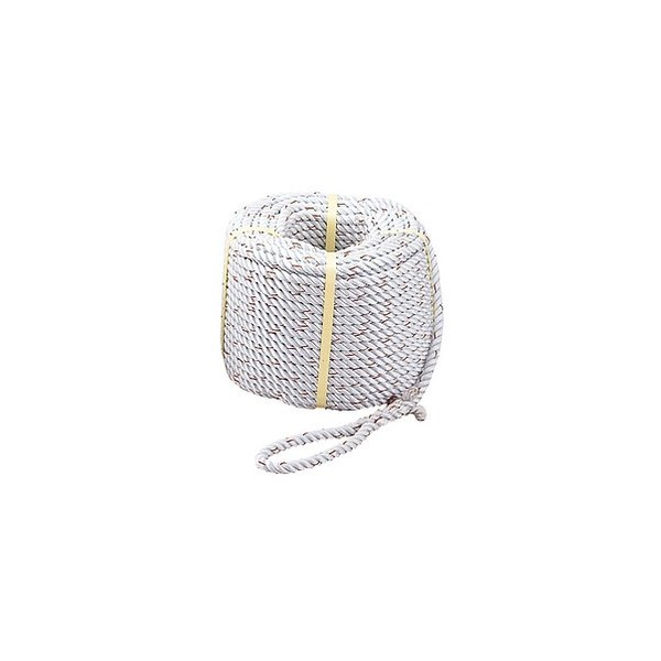 マーベル MARVEL 通線・入線工具 電動ウインチ用ロープ ナイロンテープ 三ツ打ち R-1220N