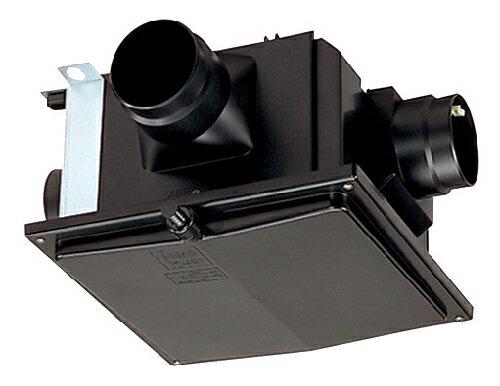 三菱 ダクト用換気扇 中間取付形ダクトファン V-18ZMPC5 サニタリー用 一~三部屋換気用 高静圧 24時間換気機能付