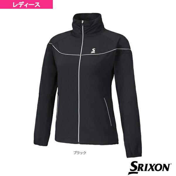 有名ブランド [スリクソン テニス・バドミントン ウェア(レディース)]ライトジャケット/レディース(SDW-4622W)