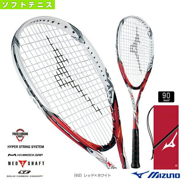 [ミズノ ソフトテニス ラケット]ジスト T1/Xyst T1(63JTN521)