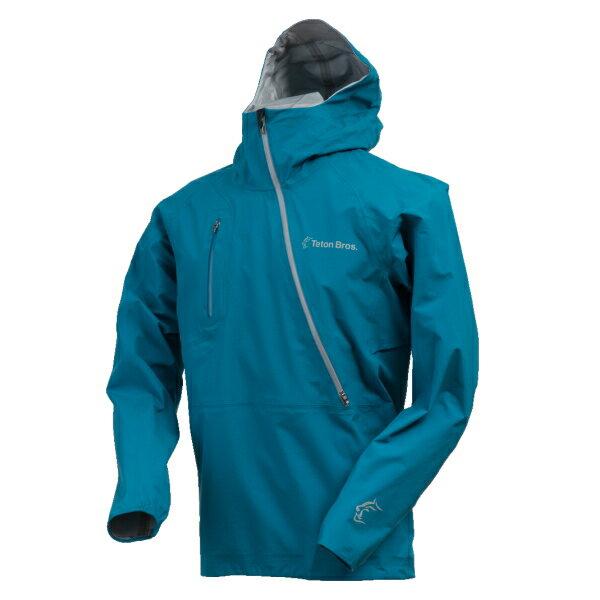 Teton Bros.(ティートンブロス)Breath Jacket(ブレスジャケット)カラー:Blue【送料無料】【smtb-ms】【ユニセックス】【登山】【ジャケット】