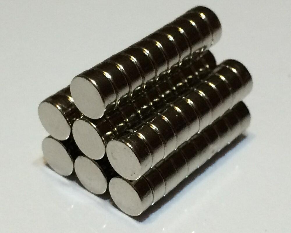 ネオジム磁石φ25.4mm×4.8mm(N35) 70個セットネオジウム 超強力 マグネット 強力磁石 永久磁石 いろいろ使えますリール改造・燃費アップ・フィギア・プラモデル・日曜大工・工作・DIY・紙留め・実験・手品・鳩よけ・手芸