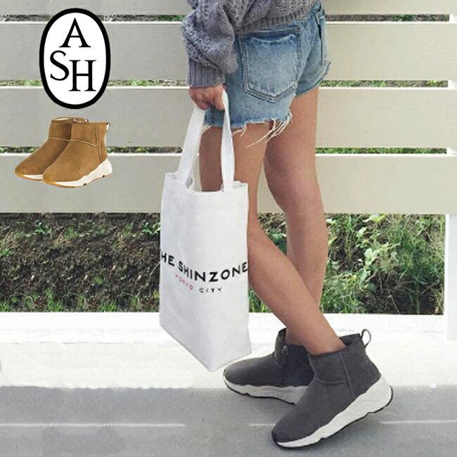 【安心正規】【ASH/アッシュ】#MIKO WOMENS BOOTSイタリア発ブランドASHより上質なレザースニーカーブーツが入荷ショート/ミディアム丈/インヒール付き/本革使用/ハイカット/ブーティー/ショートブーツ/ムートンブーツ