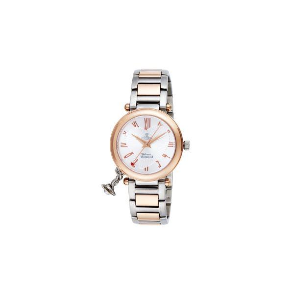 Vivienne Westwood(ヴィヴィアン・ウエストウッド) オーブ VV006RSSL 腕時計 レディース【ポイント10倍】