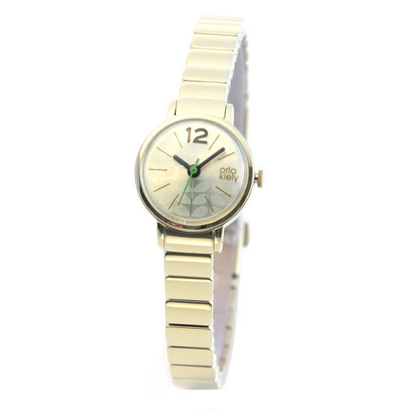 Orla Kiely(オーラカイリー) OK4018 レディス腕時計 Frankie/フランキー・ミニ・ブレスレット【代引不可】【ポイント10倍】