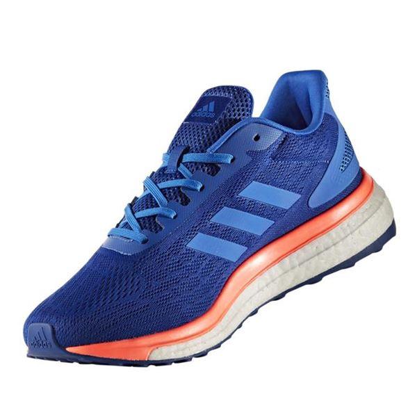 adidas(アディダス) ランニングシューズ BB3616 カレッジロイヤル×ブルー×ソーラーオレンジ 25.5cm【ポイント10倍】