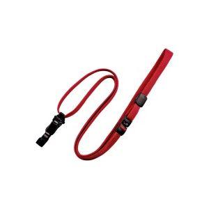 (業務用20セット) オープン工業 ループクリップ脱着式10本NX-8-RD 赤 ×20セット【ポイント10倍】
