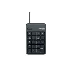 (業務用50セット) エレコム ELECOM USBテンキー TK-TCM011BK/RS ブラック ×50セット【ポイント10倍】