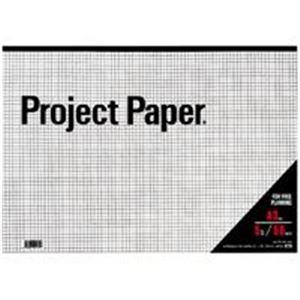 (業務用100セット) オキナ プロジェクトペーパー PPA35S A3 5mm方眼 ×100セット【ポイント10倍】