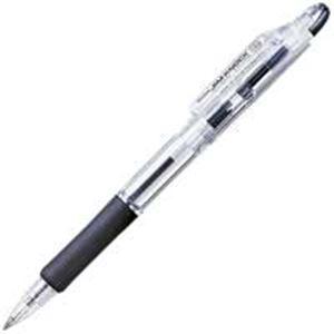 (業務用50セット) ゼブラ ZEBRA ボールペン ジムノック KRB-100-BK 黒 10本 ×50セット【ポイント10倍】