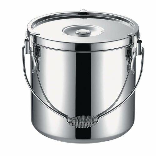 KOINU KO19-0電磁調理器対応給食缶 33cm(両手) ASYD307 【ポイント10倍】