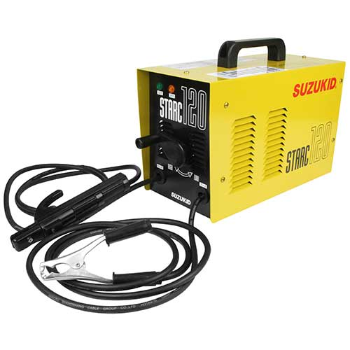 スズキット スターク120低電圧溶接機 SSC-121(50Hz)(代引不可)【ポイント10倍】