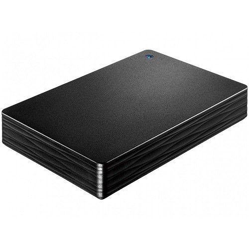 アイ・オー・データ USB 3.0対応ポータブルHDD 3TB ブラック HDPH-UT3DK【ポイント10倍】