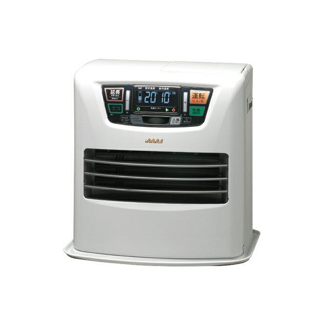 トヨトミ 石油ファンヒーター LC-SL43H-W ホワイト【ポイント10倍】【送料無料】【smtb-f】