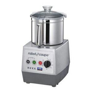 ロボクープ R-6V.V. [カッターミキサー(7.0L)](代引き不可)【送料無料】【ポイント10倍】