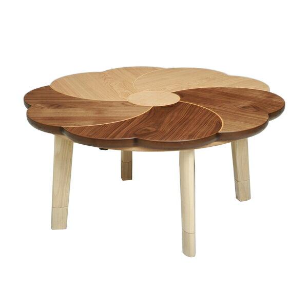 春日工芸 リビング 家具調こたつ 座卓 テーブル KO15-31 日本製 (代引き不可)【送料無料】【ポイント10倍】