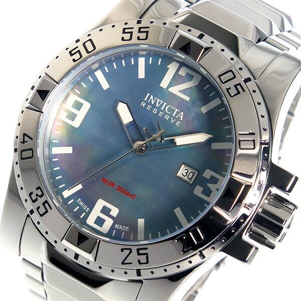 インヴィクタ INVICTA クオーツ メンズ 腕時計 6245 ブルーシェル【送料無料】【ポイント10倍】【楽ギフ_包装】