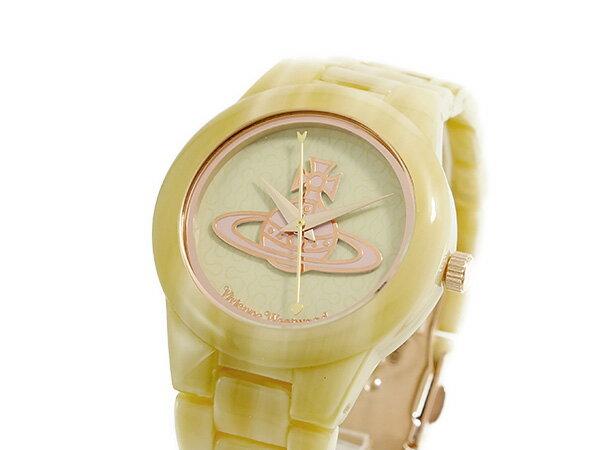 ヴィヴィアン ウエストウッド VIVIENNE WESTWOOD クオーツ レディース 腕時計 時計 VV075CMCM【ポイント10倍】【楽ギフ_包装】