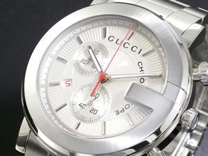 GUCCI グッチ 腕時計 メンズ クロノグラフ YA101339【送料無料】【ポイント10倍】