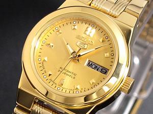 セイコー5 SEIKO ファイブ 腕時計 自動巻き レディース SYM758J1【楽ギフ_包装】【ポイント10倍】