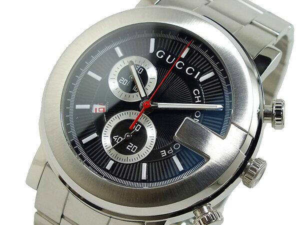 グッチ GUCCI Gラウンド G-ROUND メンズ 腕時計 YA101309【送料無料】【ポイント10倍】