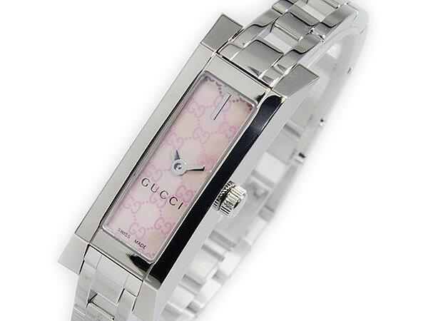 グッチ GUCCI ジーリンク G-LINK クォーツ レディース腕時計 YA110524【楽ギフ_包装】【送料無料】【ポイント10倍】