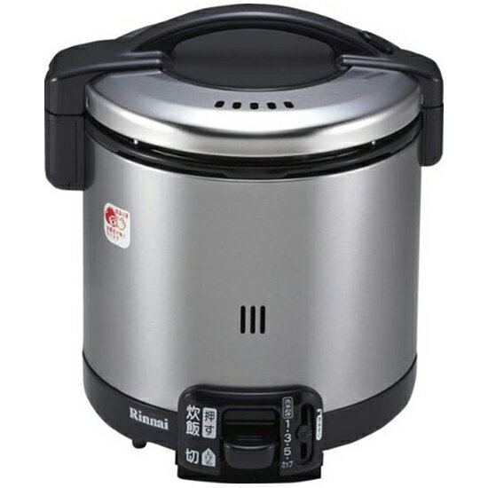 リンナイ ガス炊飯器 こがまる RR-055GS-D 13A 【都市ガス】 5.5合炊き(代引不可)【ポイント10倍】【送料無料】【smtb-f】