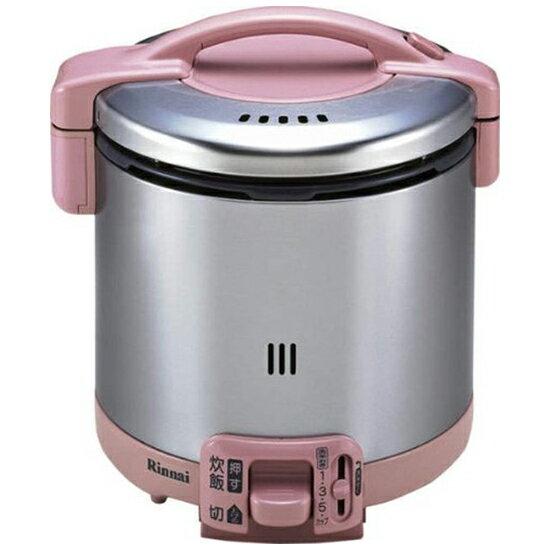 リンナイ ガス炊飯器 ���る RR-055GS-D(RP) LP �プロパンガス(LPガス)】 5.5�炊�(代引��)��イント10�】��料無料】�smtb-f】