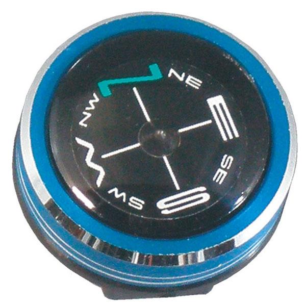 【MIZAR-TEC】ミザールテック リストコンパス 100m防水 日本製 NO800 ブルー/40点入り(代引き不可)【ポイント10倍】