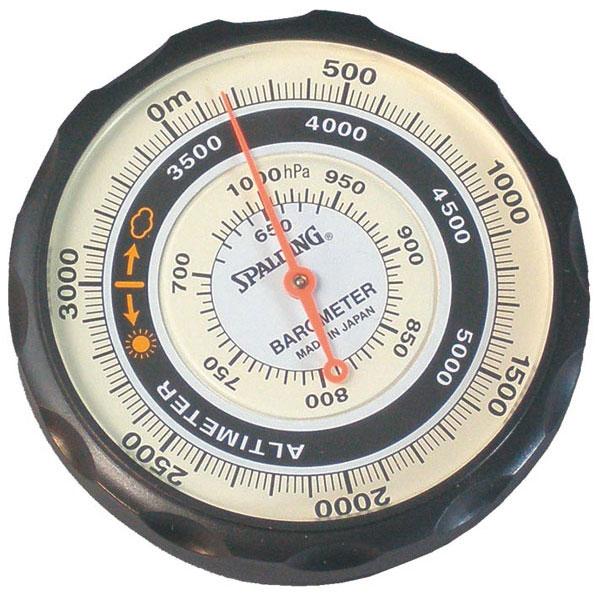 【SPALDING】スポルディング 気圧表示付高度計 ソフトケース付 日本製 NO610 /5点入り(代引き不可)【ポイント10倍】