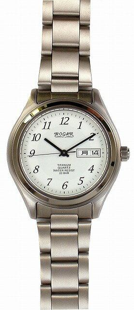 【ROGAR】ローガル メンズ腕時計 RO-040MS 20気圧防水(日本製) /10点入り(代引き不可)【ポイント10倍】