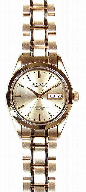 【ROGAR】ローガル メンズ腕時計 RO-064MA-B 10気圧防水(日本製) /10点入り(代引き不可)【ポイント10倍】