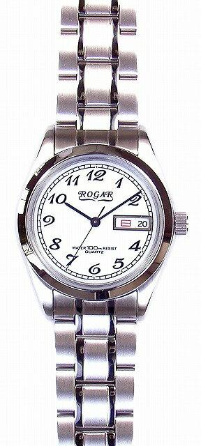 【ROGAR】ローガル メンズ腕時計 RO-064MB-S 10気圧防水(日本製) /10点入り(代引き不可)【ポイント10倍】