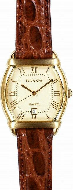 【Future Club】フューチャークラブ メンズ腕時計 FC-026M-R5 日常生活用防水(日本製) /10点入り(代引き不可)【ポイント10倍】