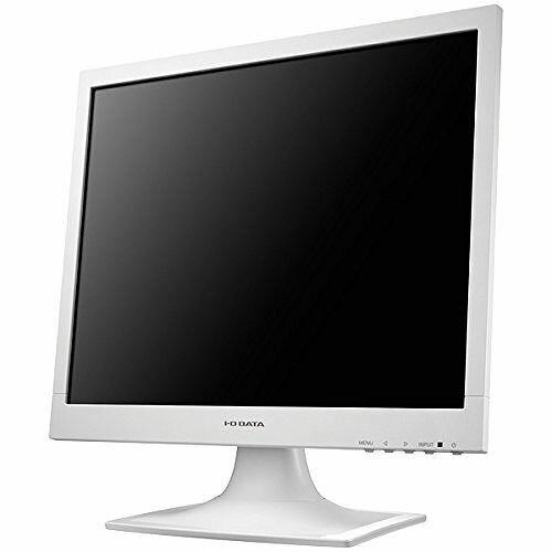 アイ・オー・データ機器 5年保証 フリッカーレス設計採用 17型スクエア液晶ディスプレイ ホワイト LCD-AD173SESW(代引不可)【ポイント10倍】