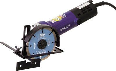 ミタチ 106mmダイヤモンドブレードカッター 二重絶縁 MC4A【MC4A】(電動工具・油圧工具・小型切断機)【ポイント10倍】