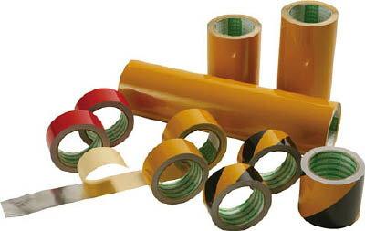 日東エルマテ 粗面反射テープ 100mmx10m 黄/黒【SHT-100YB】(テープ用品・安全表示テープ)【ポイント10倍】