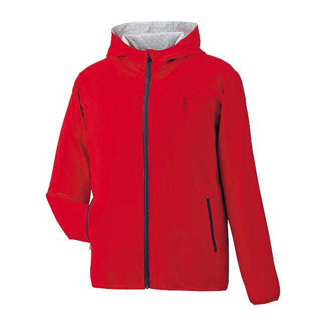 安い価格のための GOSEN(ゴーセン) リバーシブルジャケット UY1504 【カラー】レッド 【サイズ】LL【ポイント10倍】
