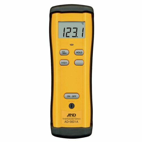 エー・アンド・デイ 熱電対温度計(Kタイプ) AD-5601A BOVL501
