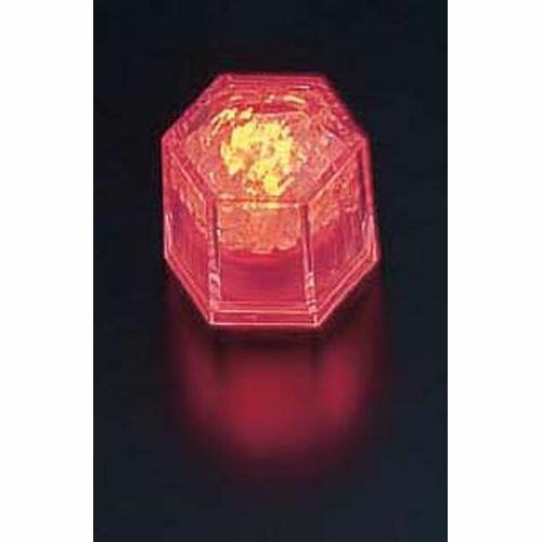 マックスタッフ ライトキューブ・クリスタル 標準輝度 (24個入) オレンジ PLI4302