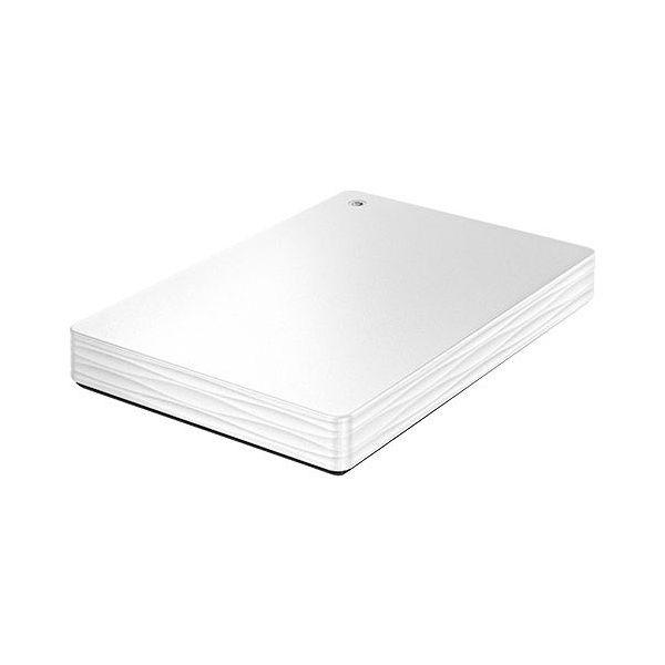 アイ・オー・データ USB 3.0/2.0対応ポータブルハードディスク「カクうす Lite」 1TBホワイト HDPH-UT1W