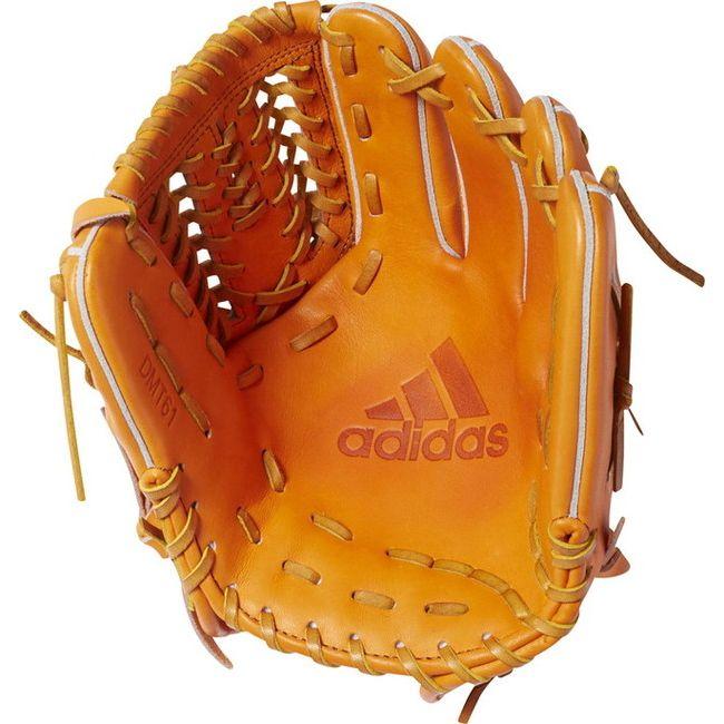 adidas(アディダス) adidas Baseball 硬式グラブ adidas BB 内野手用 DMT61 【カラー】タクティルオレンジ 【サイズ】LH【送料無料】【smtb-f】