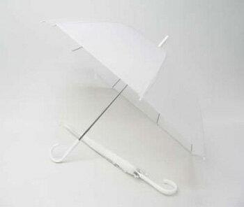 50cm エコロジービニール傘 ホワイト 60本セット 型番#505
